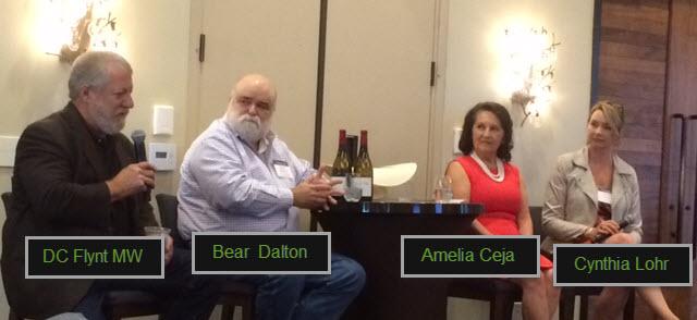 Cynthia Lohr, Bear Dalton, DC Flynt MW and Amelia Ceja